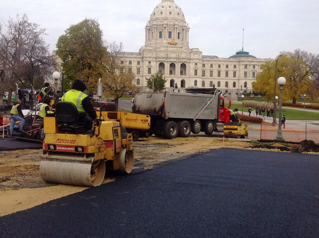 MN State Capital by JE Dunn Construction/Carl Bolander & Sons Co.