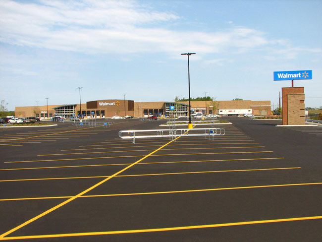Walmart - Lakeville by Immel General Contractor